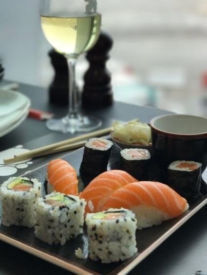 Sushi airport BXL